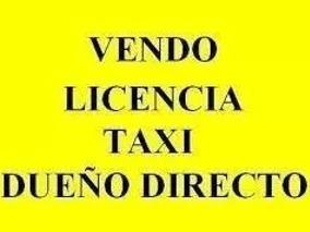 Licencia De Taxi Capital