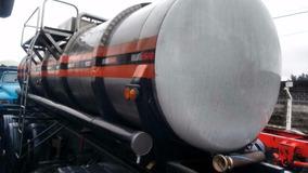 Tanque 12,500 L Inox 2005