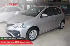 Toyota Etios 1.5 Sedan Xls 5 P