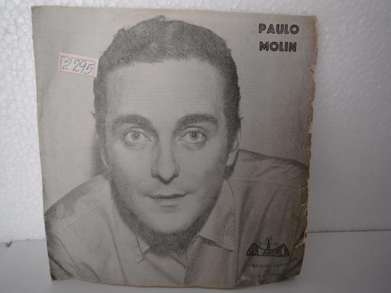 Paulo Molin Frevo Gamado Ep Duplo Sul America Dmc-10.003