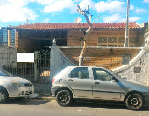 Casa À Venda Em Vila Itapura - Ca268844