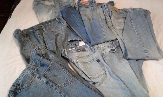 Jean X 4 Lote Legacy Y Más T 40 Pantalon Video Leer Envios