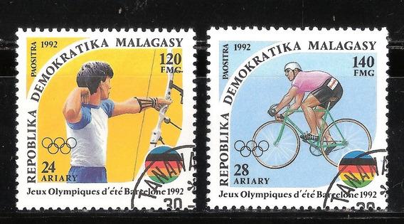 Madagascar - Juegos Olimpicos De Barcelona - 1992