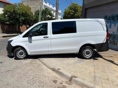 Mercedes-benz Vito 1.6 111 Cdi Furgon V1 Aa 114cv 2018