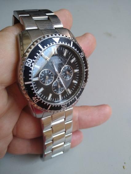 Relógio Guess Original, Todo Funcional.