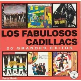 Los Fabulosos Cadillacs - 20 Grandes Exitos