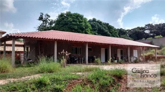 Chácara Residencial À Venda, Condomínio Santa Inês, Itu - Ch0058. - Ch0058
