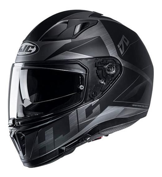 Casco Moto Hjc Integral I70 Eluma Mc5sf