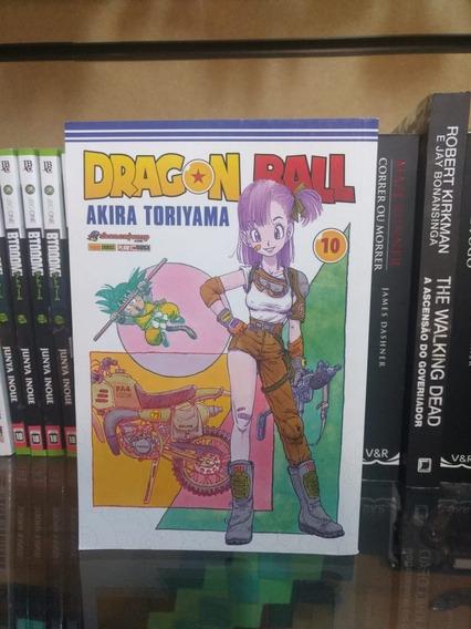 Manga Dragon Ball Volume 10 Akira Toriyama