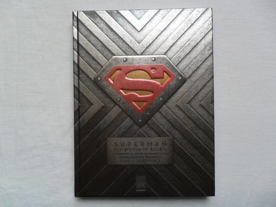 Superman: Os Arquivos Secretos Do Homem De Aço, Capa Dura
