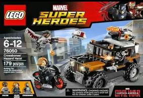 Lego Avengers Marvel Original 179 Pçs