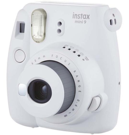 Câmera Instantânea Instax Mini 9 Branco Gelo - Fujifilm
