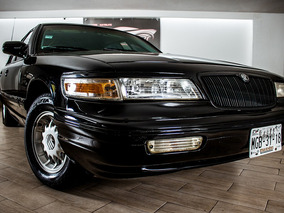 Ford Grand Marquis Gs Nivel 5