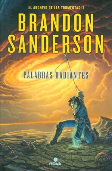 Palabras Radiantes / Brandon Sanderson (envíos)