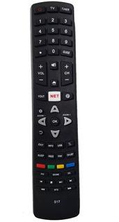 Control Remoto Led Hitachi Smart Tcl Rc3100l18 Netflix You