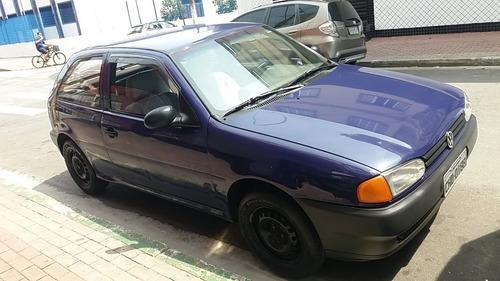 Imagem 1 de 8 de Volkswagen Gol 1997 1.6 3p Gasolina