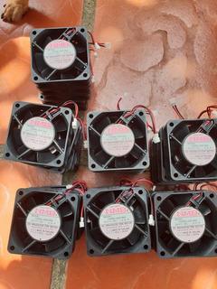 Fan Cooler 24v Para Equipos De Refrigeración! Mayor Y Detal