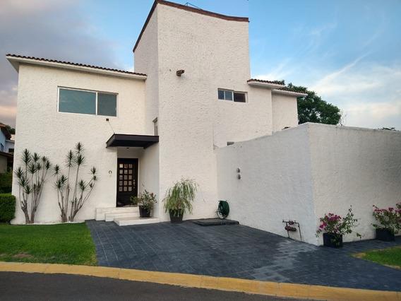 Casa Venta En Alamos Privada 3 Rec Alberca Jardín Amueblada