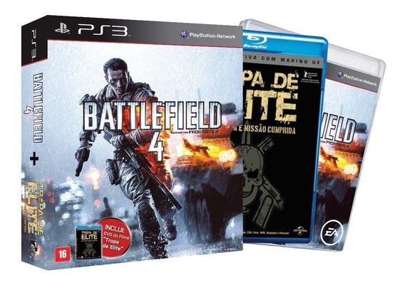 Game Ps3 Battlefield 4 Edição - Original - Novo - Lacrado