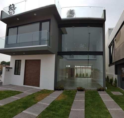 Residencia En Real Del Bosque, 6 Recamaras, 6 Baños, Roof G