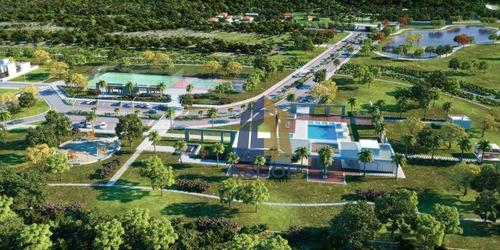 Terreno Em Condomínio Para Quem Quer Morar No Interior Sem Deixar A Capital, Com Toda Intra-estrutura!! - Te0115