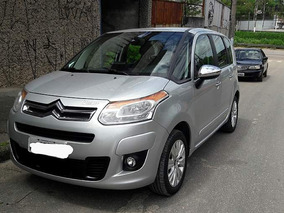C3 Picasso 1.6 16v Exclusive Flex Aut. 5p