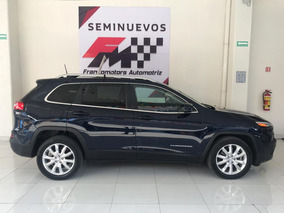Jeep Cherokee 2.4 Limited Mt