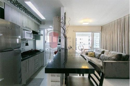 Apartamento - Vila Regente Feijo - Ref: 10221 - L-10221