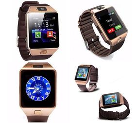 Smartwatch Dz09 Relógio Com Bluetooth Pedómetro Promoção