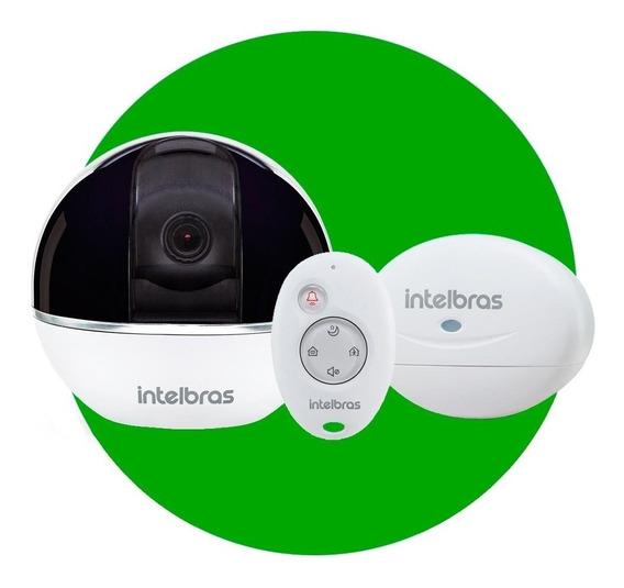 Câmera De Segurança Interna Intelbras Ic7 Com Wi-fi, Full Hd
