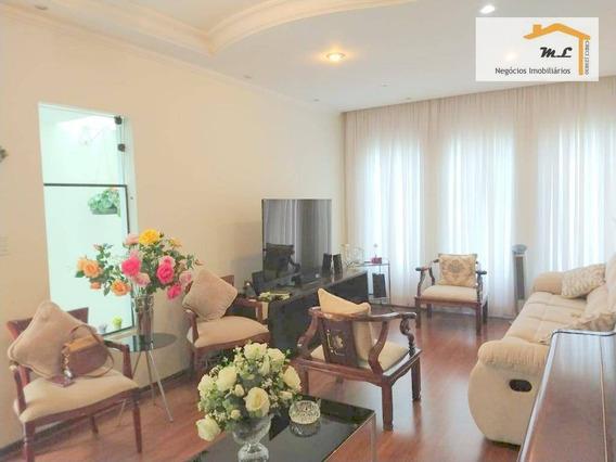 Sobrado Com 3 Dormitórios À Venda, 141 M² Por R$ 850.000,00 - Vila Prudente - São Paulo/sp - So0739
