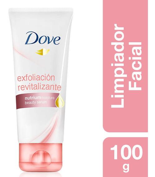 Limpiador Facial Dove Exfoliación Revitalizante 100gr