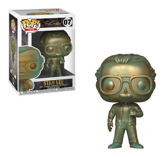 Figura Funko Pop Stan Lee