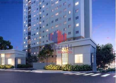 Inspire Mauá - Apto 02 Dormitórios Com Lazer E Vaga - 376