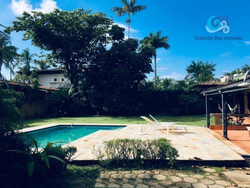 Imagem 1 de 24 de Casa A Venda - Praia De Pernambuco - Guarujá - Ca1771