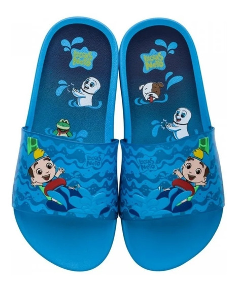 Chinelo Infantil Luccas Neto
