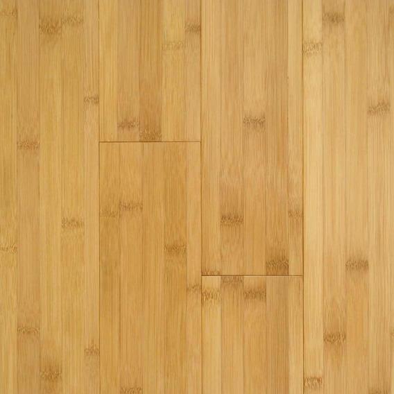 Piso De Bambu. Duela De Bambu Carbonizado Horizontal