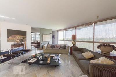 Apartamento No 8º Andar Mobiliado Com 3 Dormitórios E 2 Garagens - Id: 892859963 - 159963