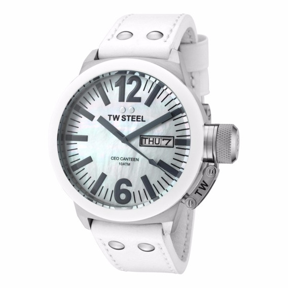 Relógio Tw Steel Ce1037 Ceo Canteen Chronograph Original