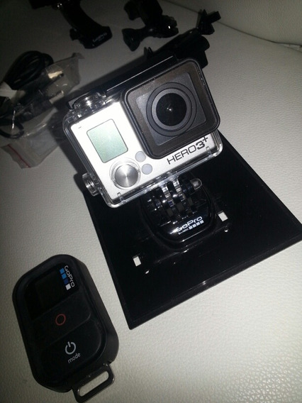 Camara Gopro Hero 3+ Black Edition