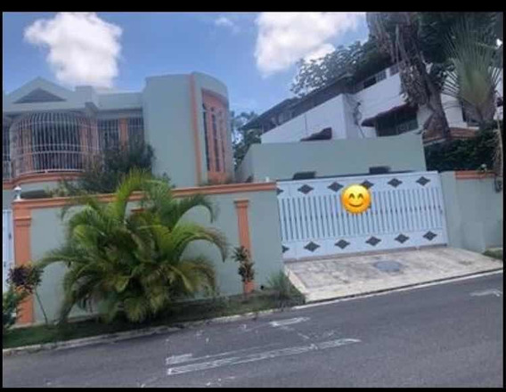 Alquilo Casa Súper Hermosa Recidencial Alameda 809-923-5635¿
