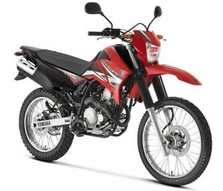 Capa De Banco Para Moto Yamaha Xtz250 Lander -