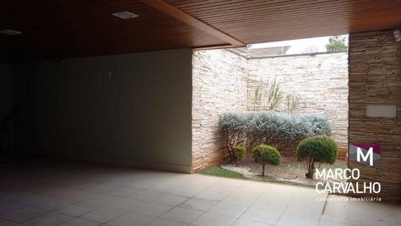 Casa À Venda, 500 M² Por R$ 1.300.000,00 - Jardim Jequitibá - Marília/sp - Ca0266