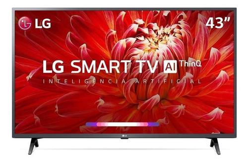Smart Tv Led Pro 43 Full Hd Wifi LG 43lm631c 3 Hdmi 2 Usb