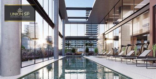 Imagem 1 de 4 de Apartamento Duplex Com 3 Dormitórios À Venda, 327 M² Por R$ 10.225.689,00 - Vila Olímpia - São Paulo/sp - Ad0237