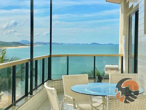 Cobertura Com 4 Dormitórios À Venda, 280 M² Por R$ 1.950.000,00 - Enseada Azul - Guarapari/es - Co0184
