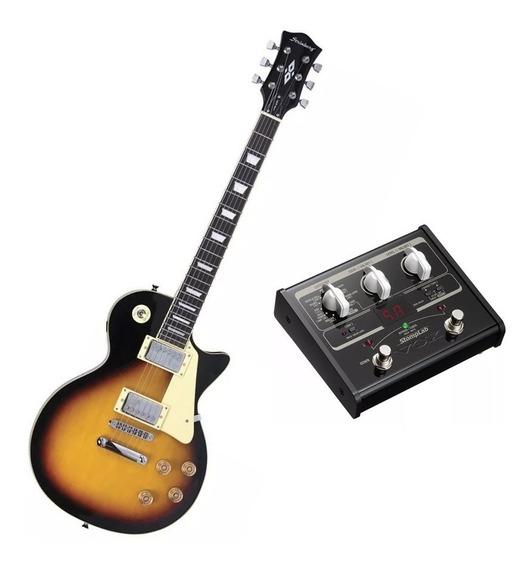 Guitarra Les Paul Lps-230 Com Pedaleira Efeito Vox Stomplab
