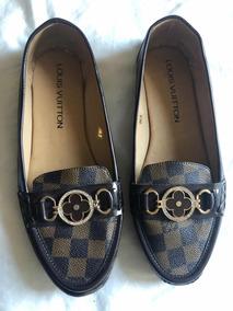 Mocasines Dama Louis Vuitton