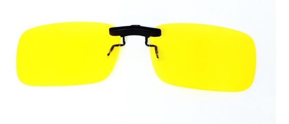 Lentes Clip On Para Serem Usadas Por Cima Do Óculos