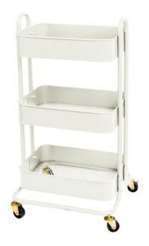 We R - Carrinho Organizador - A La Cart - Branco - (661305)